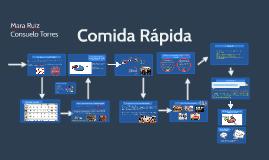 Copy of Comida Rápida