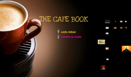 Copy of Copy of The Cafe Book Business Plan