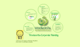 Woolworths Corporate Identity