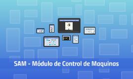 Sistema de Administración de Maquinas (SAM)