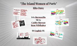 """The Island Women of Paris"""