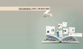 Tema III Lecciones Propedéuticas de la Filosofía del Derecho.