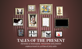 TALES OF THE PRESENT