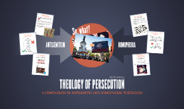 THEOLOGY OF PERSECUTION