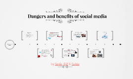Dangers and benefits of social media