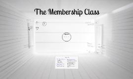 EBFC Membership Class