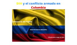 DIH y la Fuerza Pública Colombiana