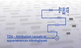 L2S4 - TD6 - Attribution causale et appartenance idéologiques
