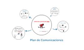 Plan de Comunicaiones