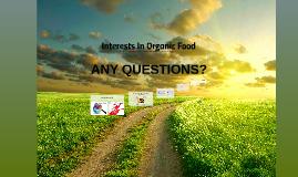 Copy of Attitudes Towards Organic Food