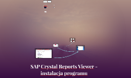 Copy of SAP Crystal Reports Viewer - opis programu