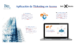 Copy of Aplicación de Ticketing en Access