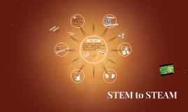 STEM to STEAM