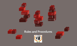 Workshop 6: Rules and Procedures