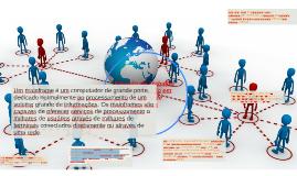 Estação de Trabalho e comunicação em uma rede de negócios