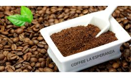 Copy of CAFÉ LA ESPERANZA