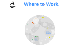 Where to Work.
