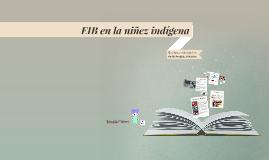 EIB en la niñez indígena