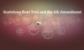 Scottsboro Boys Trial and the 6th Amendment