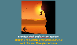 Brandon Rieck and Kristian Johnson