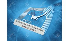 RFID UND MEDIZINTECHNIK