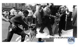 KING'S RESPONSE