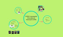 DAPA Community Education & Outreach (CEO)