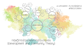Copy of ทฤษฎีการพัฒนาและการพัฒนาชุมชน   (Development and Community T