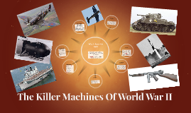Copy of The Killer Machines