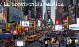 Copy of 4º ESO - Ética - 7 - Convivencia política