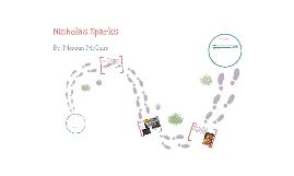 Nicholas Sparks- Author