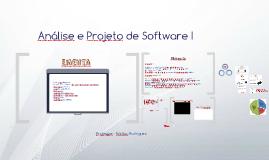 Análise e Projeto de Sistemas I - aula 1