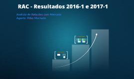 RAC 2016-1 e 2015-1