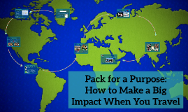 Pack for a Purpose - Updated Civic Group Presentation