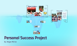 Personal Success Project