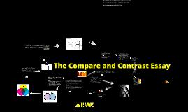 The Compare & Contrast Essay