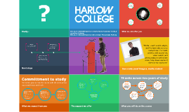 An introduction to Harlow College vocational media and journalism
