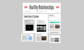 Copy of Healthy Relationships