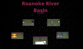 Roanoke River Basin
