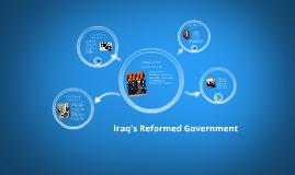 Copy of Iraq's New Government
