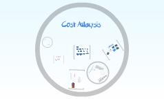 Cost Analysis 4.0