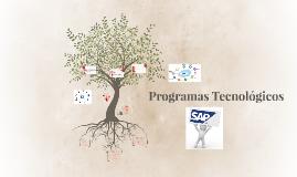 Programas Tecnologicos
