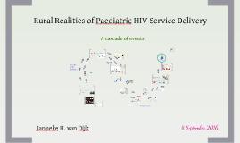 201609 -Minor Global Health - Ped HIV