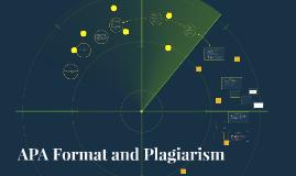 APA Format & Plagiarism