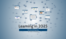 Learning in 2025