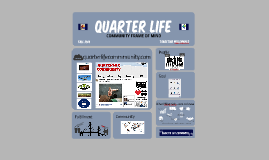 Copy of QUARTER LIFE