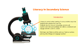 Copy of Literacy in Science