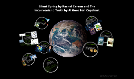 Silent Spring by Rachel Carson and The Incovintent  Truth by