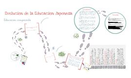 Evolución de la Educación Japonesa
