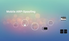 Mobile ARP-Spoofing